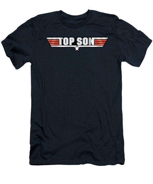 Top Son Callsign Men's T-Shirt (Slim Fit) by Fernando Miranda