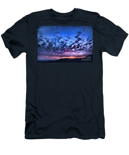 Transform My Life Men's T-Shirt (Slim Fit) by Sharon Soberon