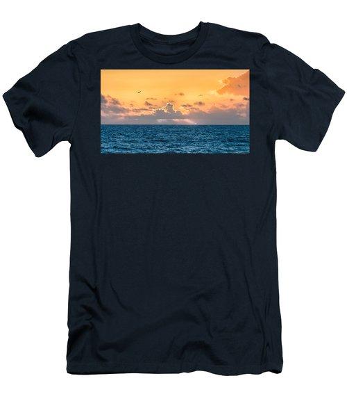Treasure Coast Imaginations Men's T-Shirt (Slim Fit) by Craig Szymanski