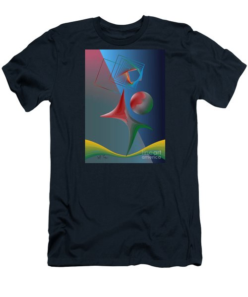 Trick Men's T-Shirt (Athletic Fit)