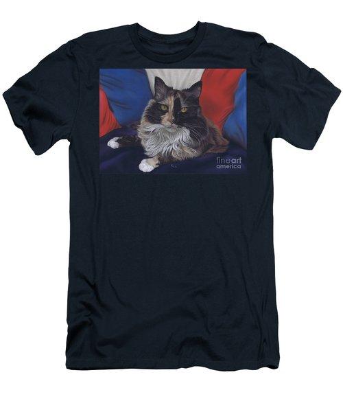 Tricolore Men's T-Shirt (Athletic Fit)