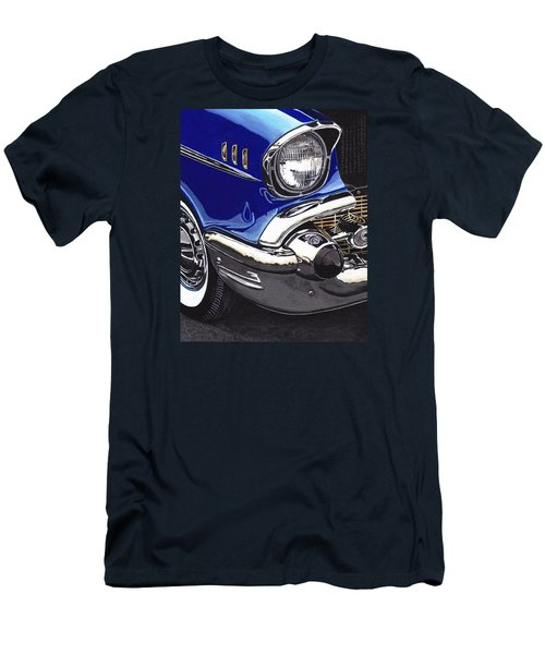 True Blue '57 Men's T-Shirt (Athletic Fit)