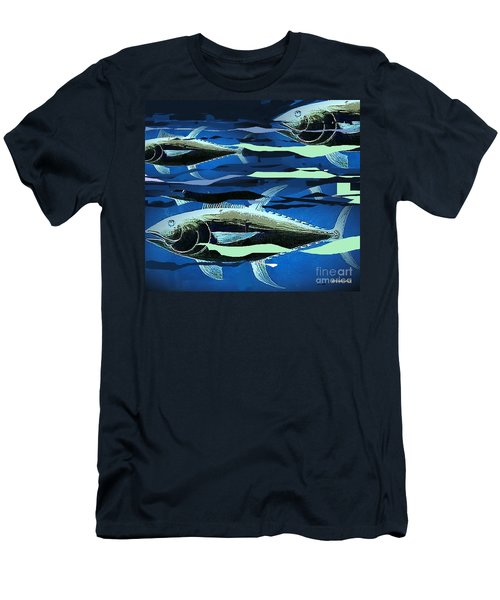Tuna Run Men's T-Shirt (Slim Fit)