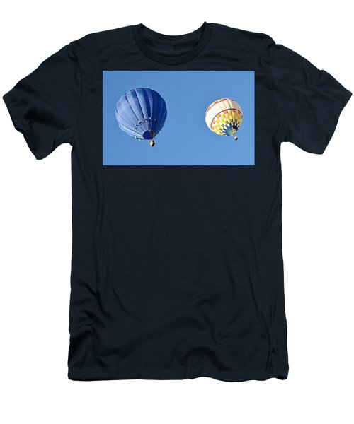 Two High In The Sky Men's T-Shirt (Athletic Fit)