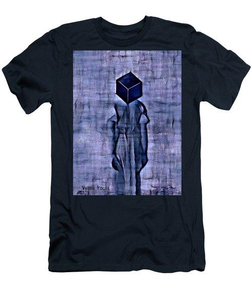 Unacknowledged Men's T-Shirt (Slim Fit) by Vennie Kocsis