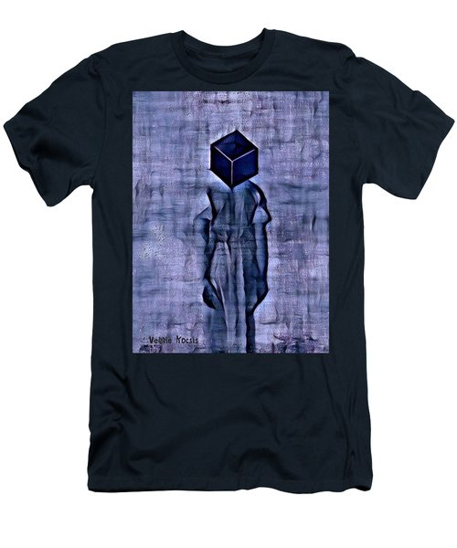 Unacknowledged Men's T-Shirt (Athletic Fit)
