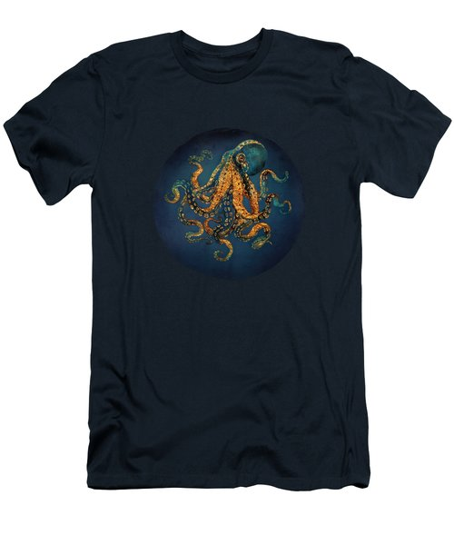 Underwater Dream Iv Men's T-Shirt (Athletic Fit)