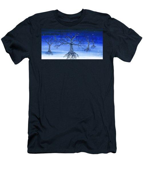 Underworld Men's T-Shirt (Slim Fit) by Kenneth Clarke
