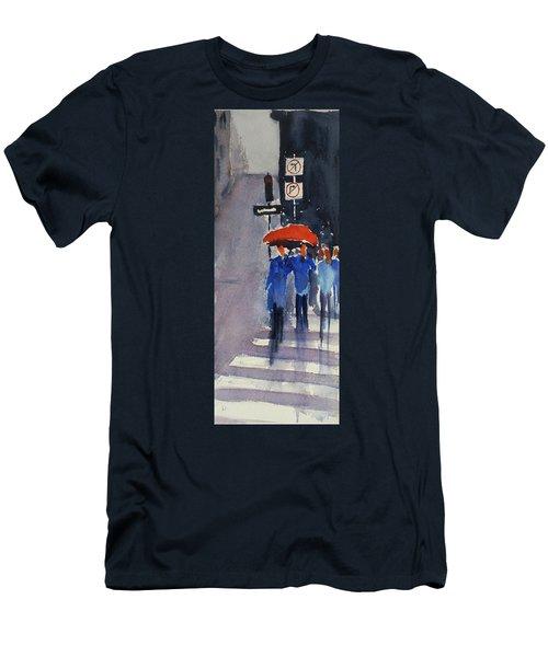 Union Square2 Men's T-Shirt (Athletic Fit)