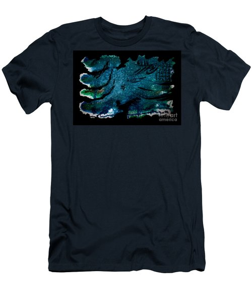 Untitled-108 Men's T-Shirt (Athletic Fit)