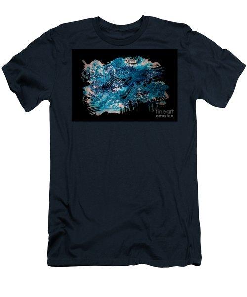 Untitled-141 Men's T-Shirt (Athletic Fit)