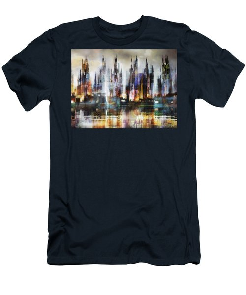 Urban Morning IIi Men's T-Shirt (Athletic Fit)