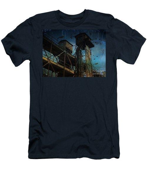 Urban Past Men's T-Shirt (Athletic Fit)