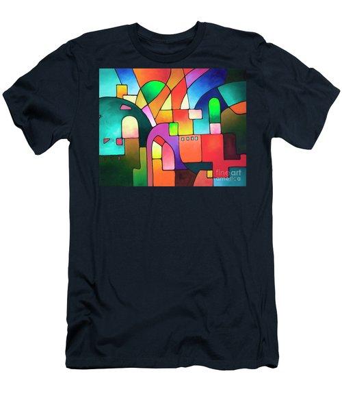 Urbanity Men's T-Shirt (Athletic Fit)
