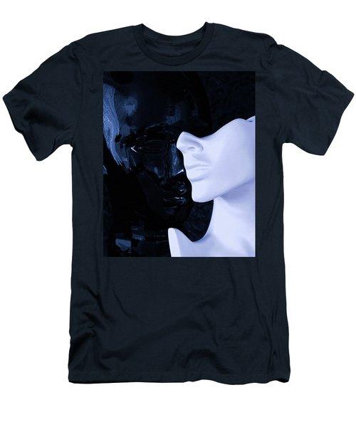 US Men's T-Shirt (Slim Fit) by Elf Evans