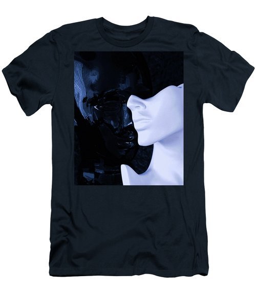 Men's T-Shirt (Athletic Fit) featuring the photograph US by Elf Evans