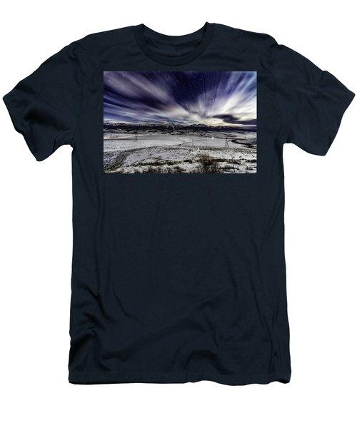 Ute Pass Men's T-Shirt (Athletic Fit)