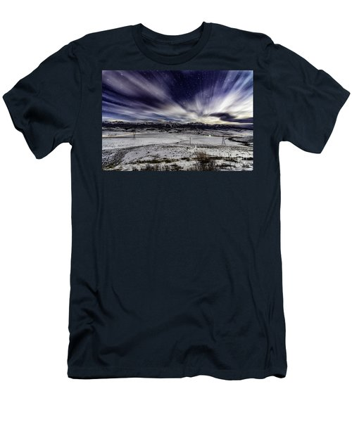 Ute Pass Men's T-Shirt (Athletic Fit)