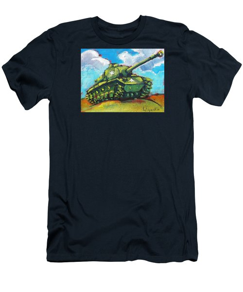 V. F. W. Tank Men's T-Shirt (Athletic Fit)