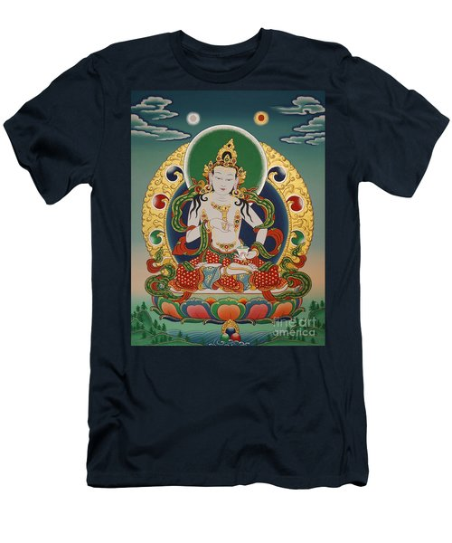 Vajrasattva Men's T-Shirt (Slim Fit) by Sergey Noskov