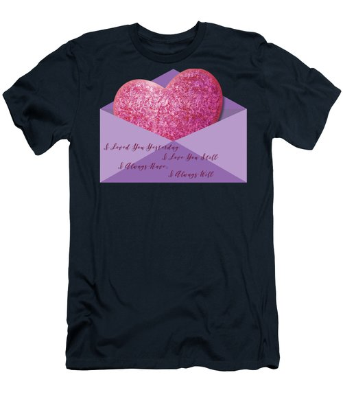 Valentine 05 Men's T-Shirt (Athletic Fit)