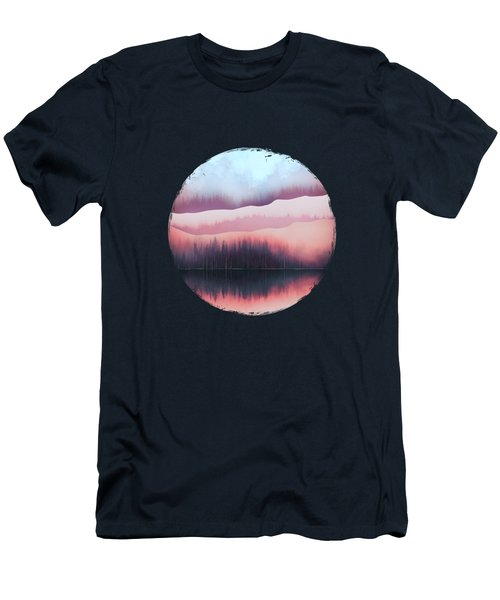 Valentine Forest Men's T-Shirt (Athletic Fit)