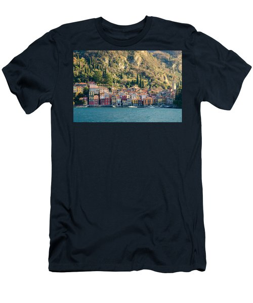 Varenna Village Men's T-Shirt (Athletic Fit)