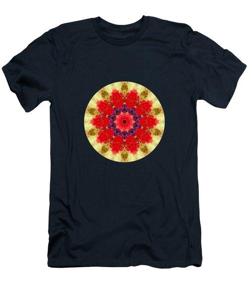Vase Of Delight-still Life Painting By V.kelly Men's T-Shirt (Athletic Fit)