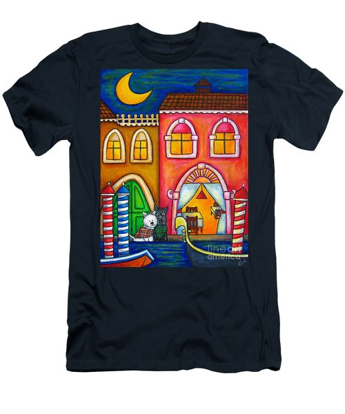 Venice Valentine Men's T-Shirt (Athletic Fit)