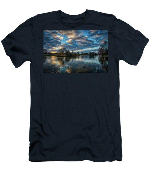 Verulamium Park Men's T-Shirt (Athletic Fit)