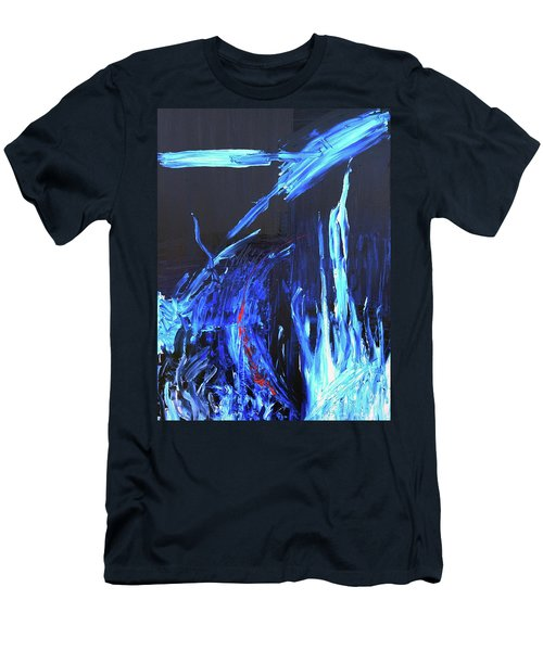 Vibrations Men's T-Shirt (Athletic Fit)
