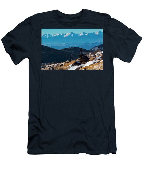Victor Gold Mine Men's T-Shirt (Athletic Fit)