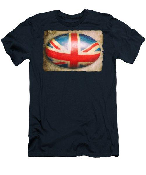 Vintage Flag Men's T-Shirt (Athletic Fit)