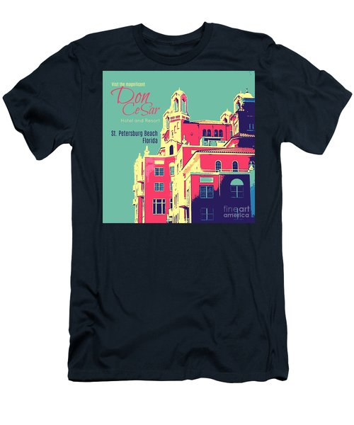 Visit The Don Cesar Men's T-Shirt (Athletic Fit)