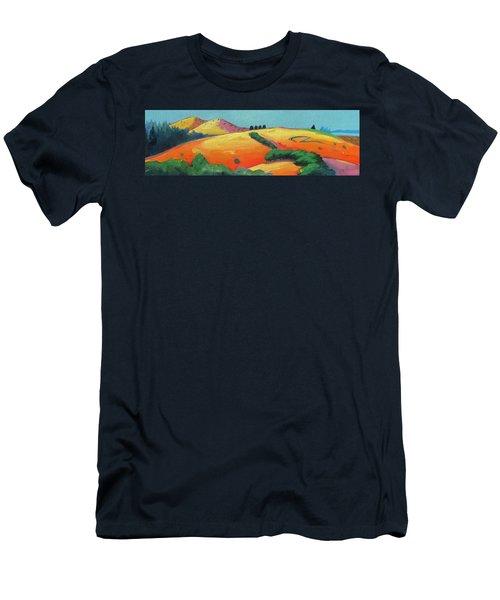 Voluptuous Windy Hill Men's T-Shirt (Slim Fit)