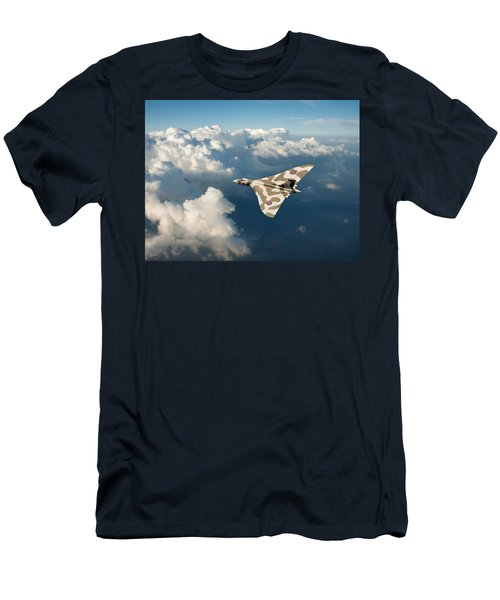 Vulcan Catching The Light Men's T-Shirt (Athletic Fit)