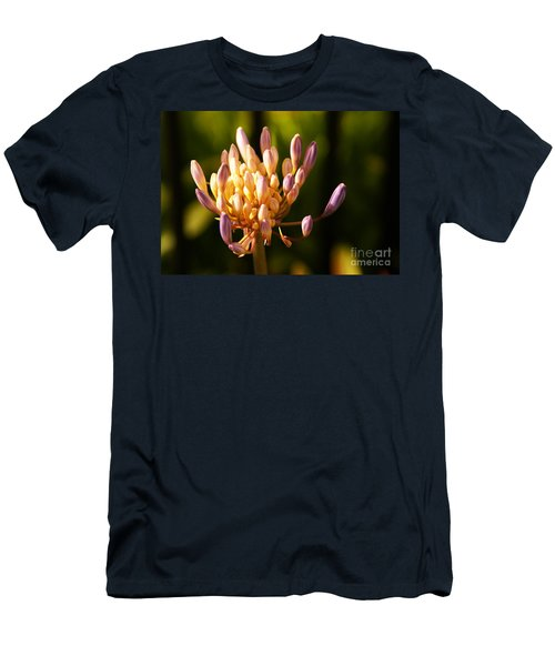 Waiting To Blossom Into Beauty Men's T-Shirt (Athletic Fit)