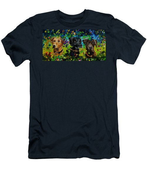Waiting To Hunt Men's T-Shirt (Athletic Fit)