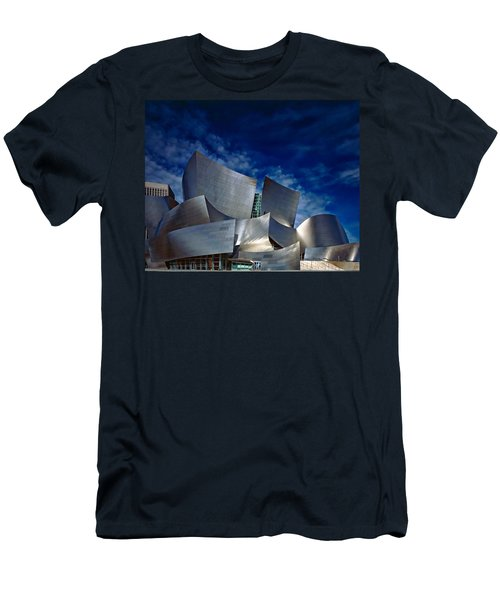 Walt Disney Concert Hall Men's T-Shirt (Athletic Fit)