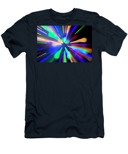 Warp Factor 1 Men's T-Shirt (Athletic Fit)