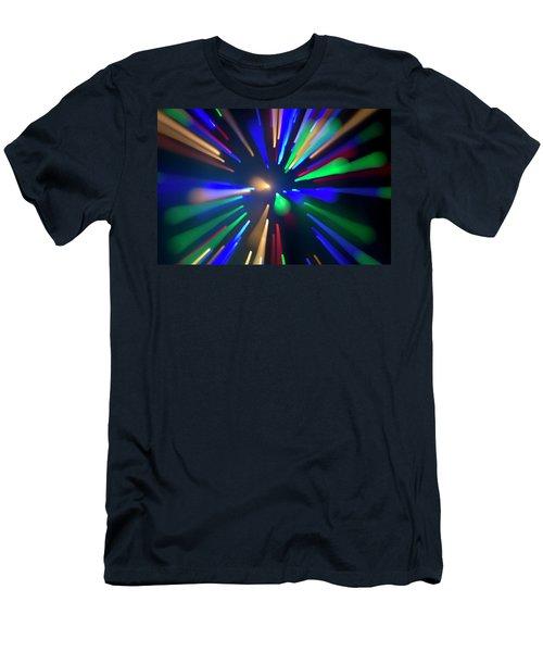 Warp Speed Men's T-Shirt (Athletic Fit)