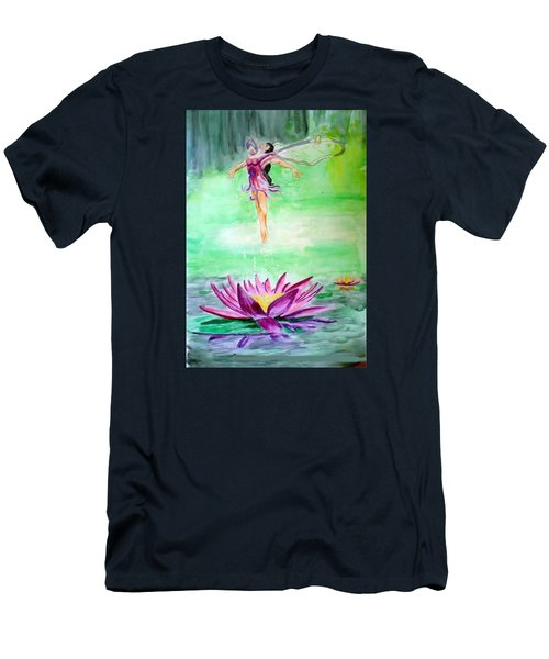 Water Nymph Men's T-Shirt (Athletic Fit)