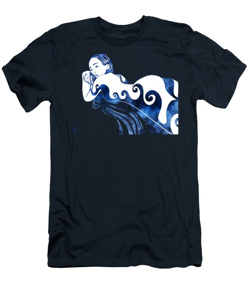 Water Nymph IIi Men's T-Shirt (Athletic Fit)