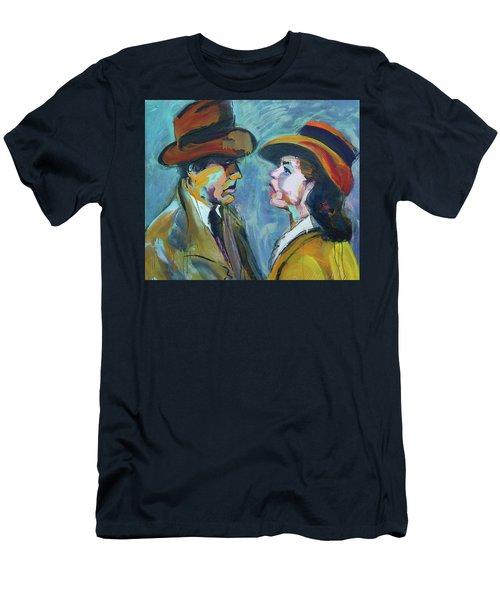 We'll Always Have Paris Men's T-Shirt (Athletic Fit)