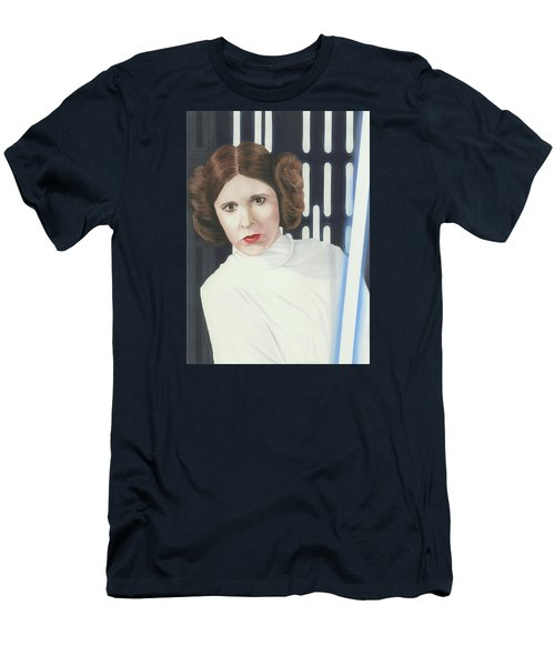 What If Leia...? Men's T-Shirt (Athletic Fit)