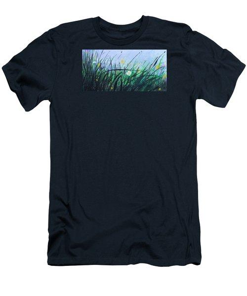 When The Rain Is Gone Men's T-Shirt (Athletic Fit)