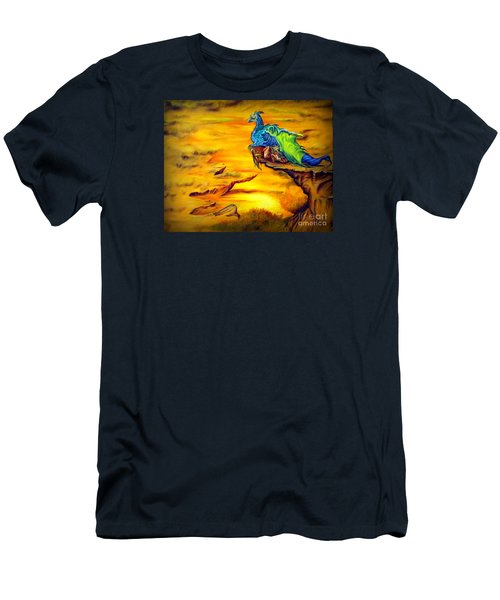Dragons Valley Men's T-Shirt (Athletic Fit)