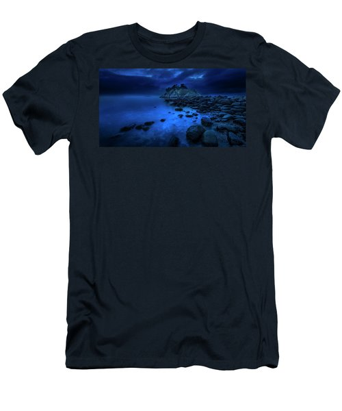 Whytecliff Dusk Men's T-Shirt (Athletic Fit)