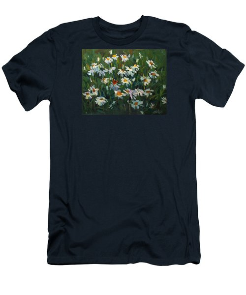 Wild Camomile Men's T-Shirt (Athletic Fit)