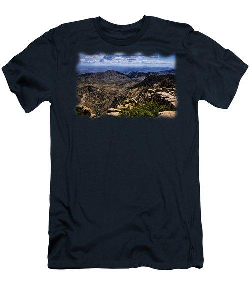Windy Point No.11 Men's T-Shirt (Athletic Fit)